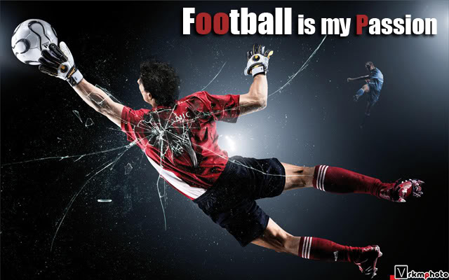 Football is my passion credit: vrkmphoto.com