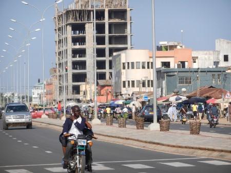 ville de Lomé  credit: afd.fr